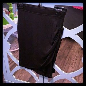 Wilfred black skirt